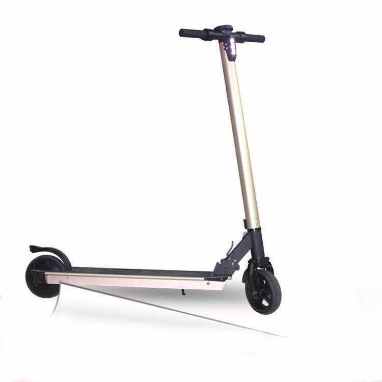 Eu livraison gratuite Patinete Electrico Adulto E Scooter 002 adultes de rue Double rond pliable en alliage d'aluminium extrême léger