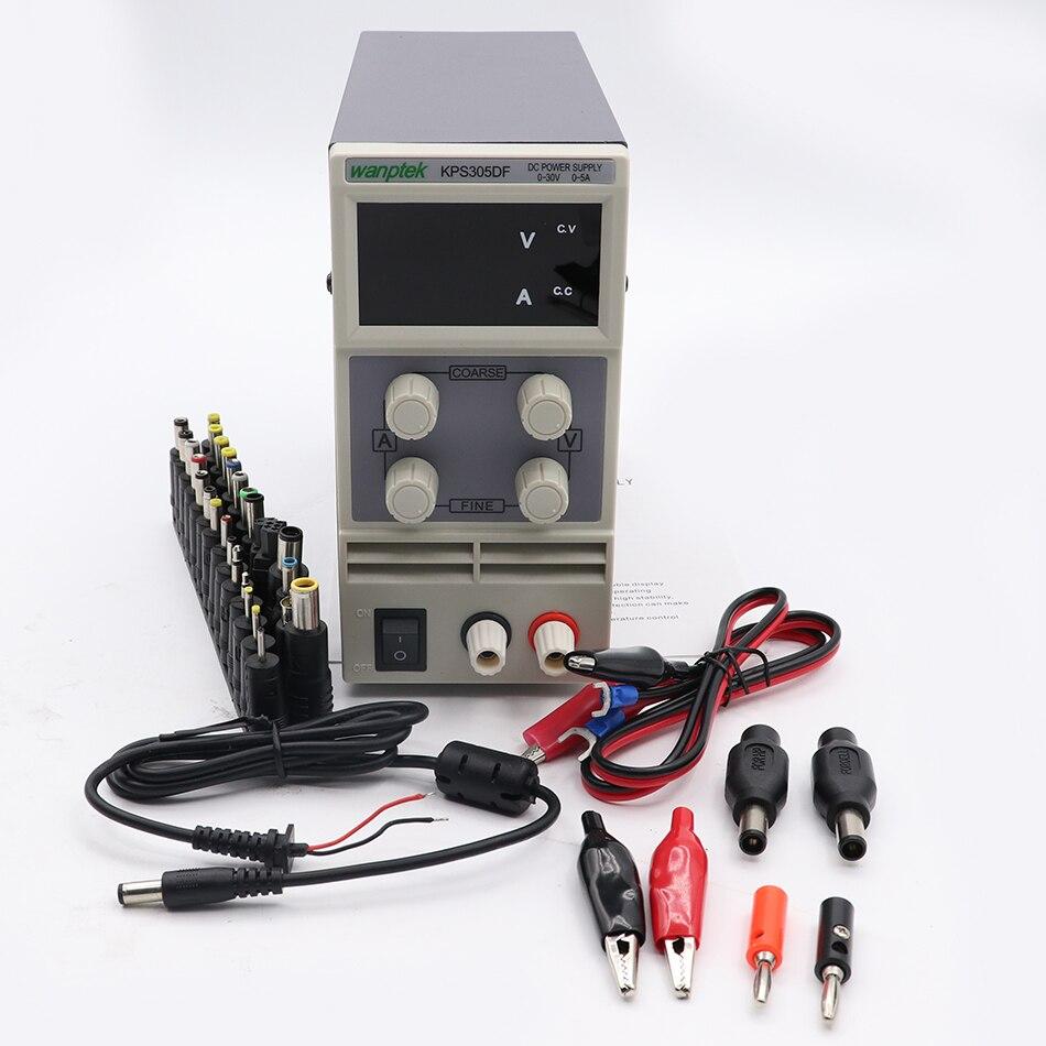 KPS305DF 30 V 5A commutateur DC stabilisateurs d'alimentation affichage réglable