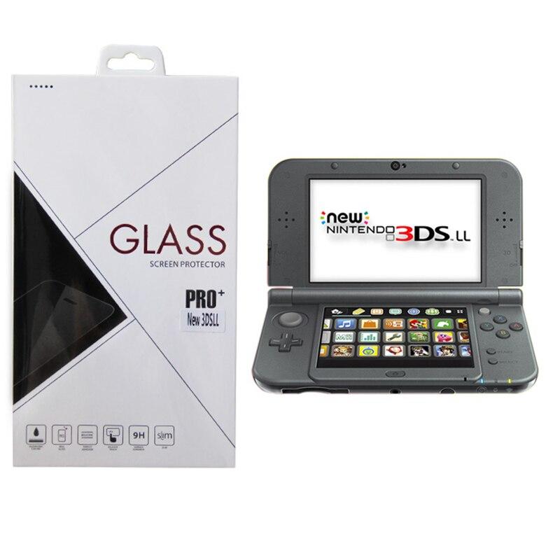 Protector de pantalla de cristal templado de piel película - Juegos y accesorios