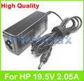 19.5 V 2.05A 40 W Laptop AC adaptador de cargador para HP Mini 110-4100 110-4200 110-4300 200-4200 200-4300 210 210 HD 210-1000 210-1000