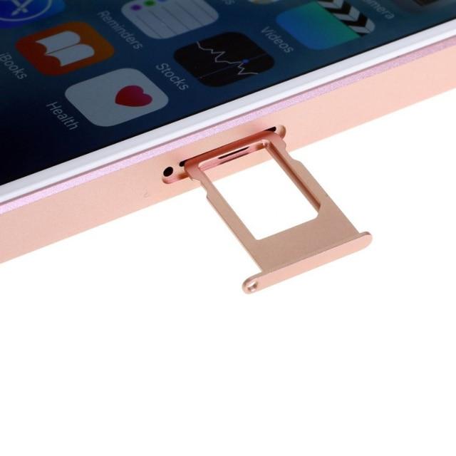 Original Unlocked Apple iPhone SE Fingerprint Dual-core 4G LTE Smartphone Sealed 2GB RAM 16/64GB ROM Touch ID Mobile Phone 6