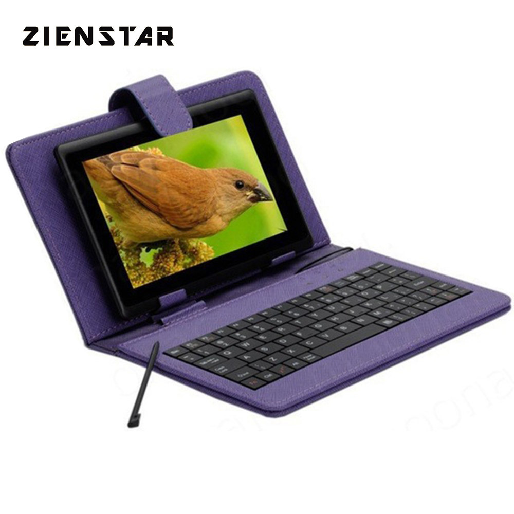 English language Mini KEYBOARD CASE for 7inch android Tablet Micro USB keyboard with PU leather Stand case летняя шина pirelli carrier 215 70 r15 109s