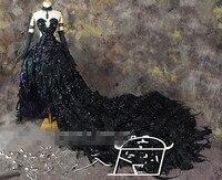 Аниме Puella волхвов Мадока Magica Акеми Homura мятежный история дьявол Демон Лолита высоко редуктивных форма Косплэй новый костюм