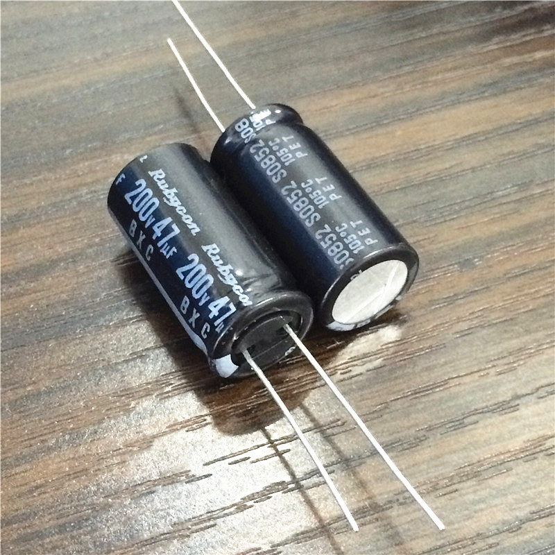 Radial US Seller Capacitor Rubycon 3300uF 16v 105C 12.5x25mm