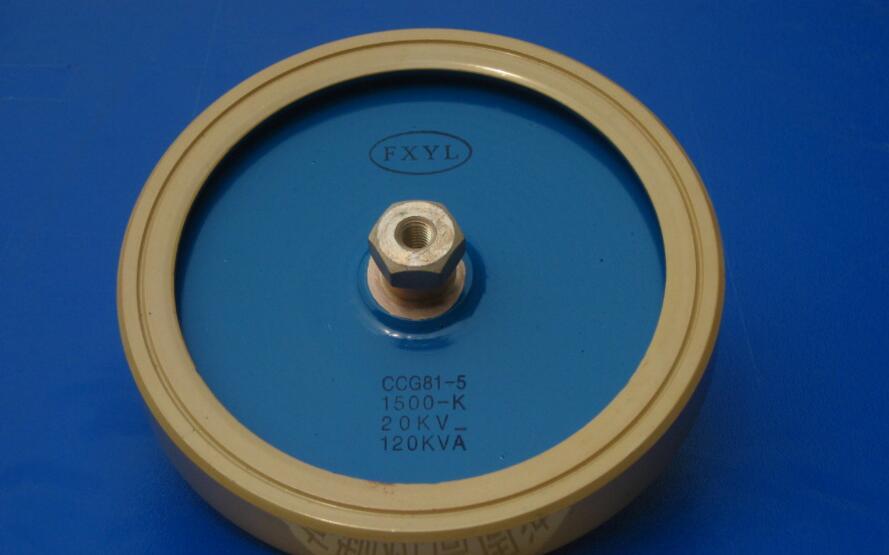 Round ceramics Porcelain high frequency machine  new original high voltage FXYL CCG81-5 1500-K 21KV 120KVA