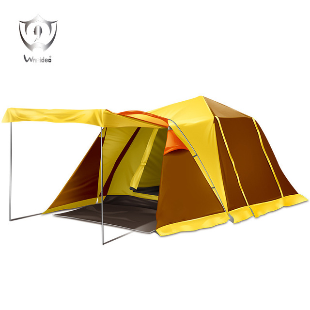 Wnnideo 3-4 Person C&ing Hiking Outdoor Pop-up Tent Waterproof Double Layer Wholesale  sc 1 st  AliExpress.com & Wnnideo 3 4 Person Camping Hiking Outdoor Pop up Tent Waterproof ...