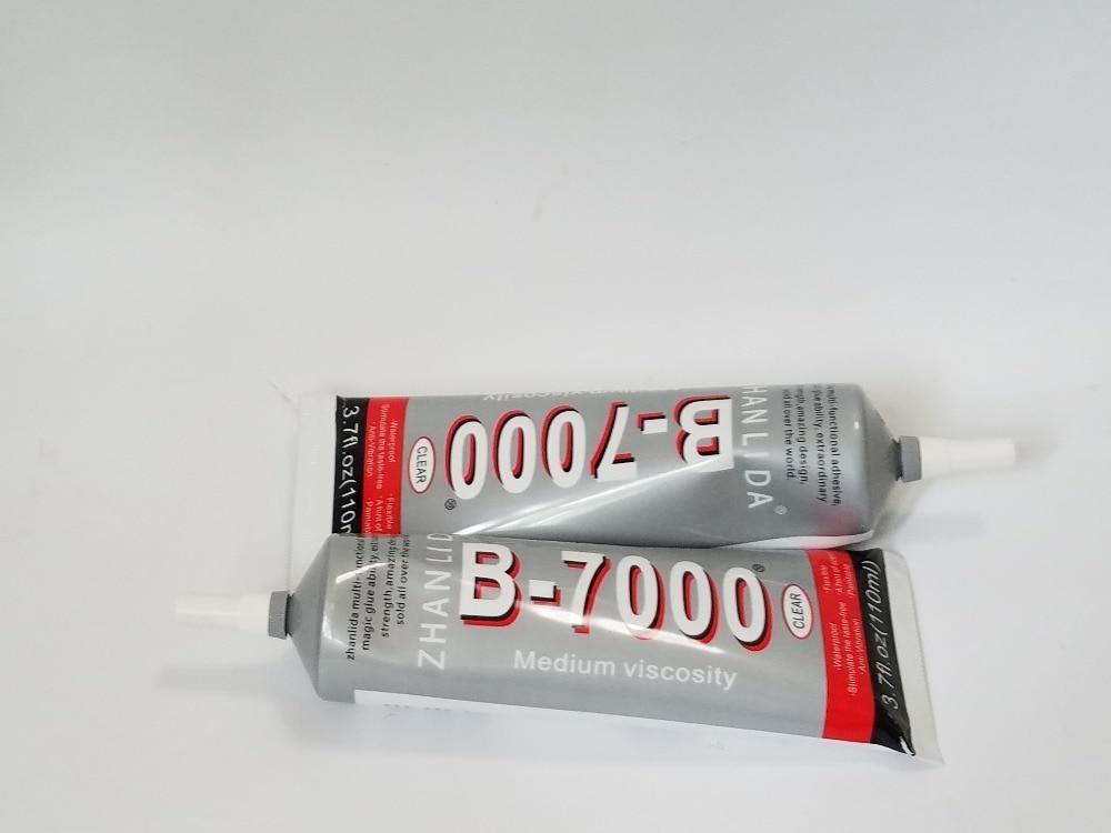 2 шт. 110 мл B7000 клей для страз для мобильных кадров упаковке клеев