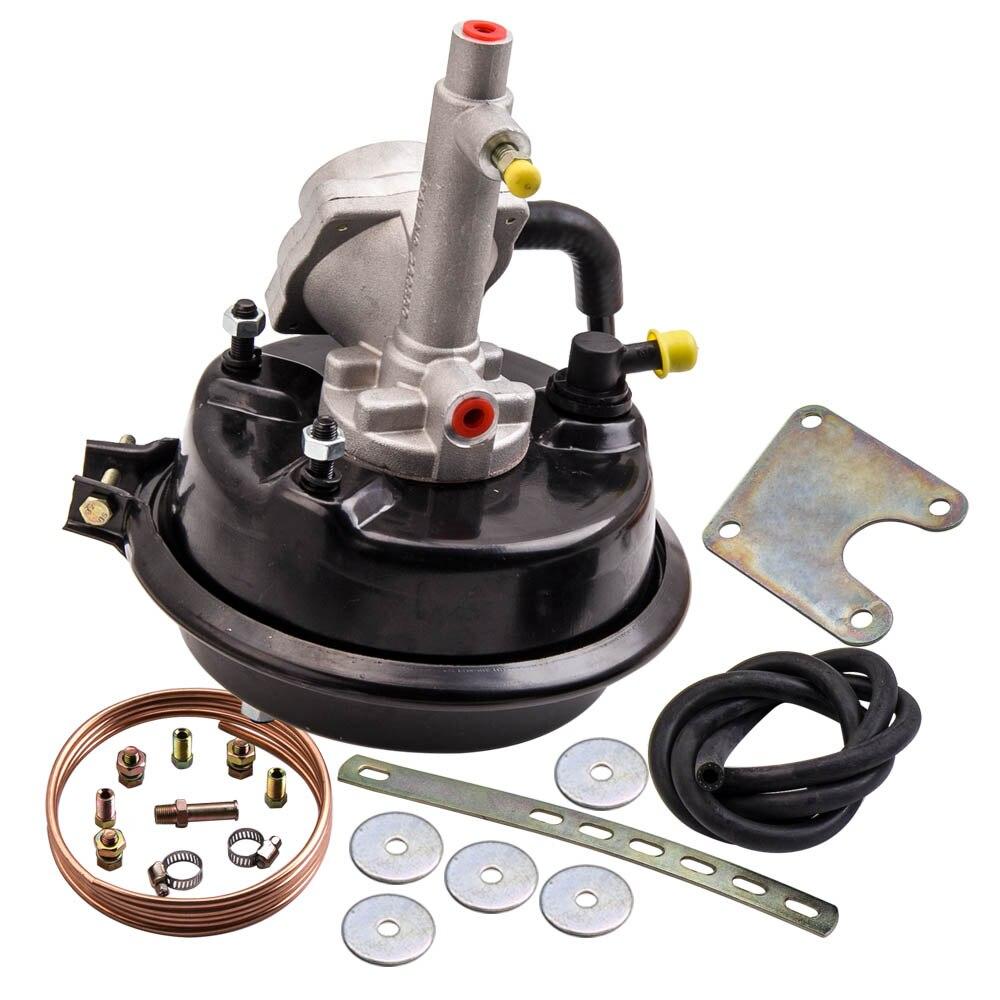 Universel VH44 Booster de frein à distance et support de montage pour Ford Fairlane Falcon XP XR XT pour 4 roues frein à tambour modèles 180mm