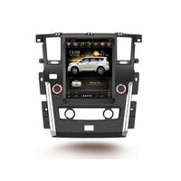CHOGATH 12.1 ''android 7.0 Vertical Screen system Car Radio GPS Multimedia Stereo for for Nissan Patrol 2010 2018 with maps