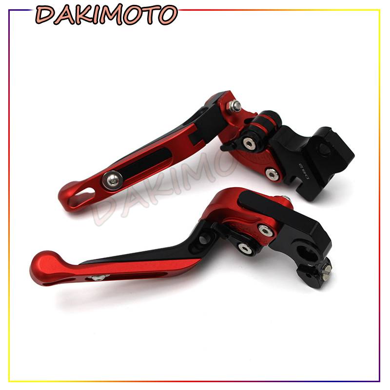 for BMW G310R <font><b>G</b></font> <font><b>310R</b></font> 2017 2018 Motorcycle Accessories Adjustable Brake Clutch Levers Foldable Extending image