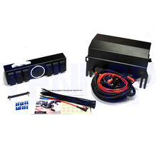 Newest Wrangler Assistant 6 Switch Control System With Panel For Wrangler JK 07-16