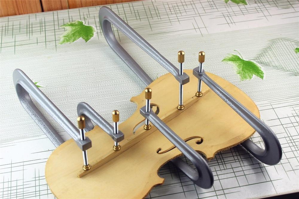 violin making install repair tools 1 set Violin Bass Bar clamp luthier tools