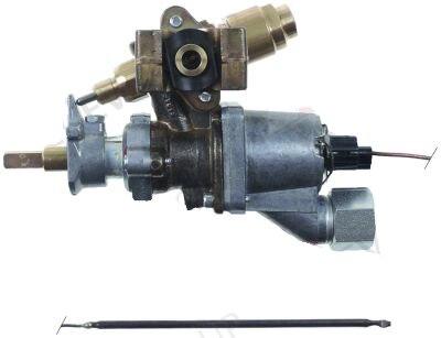 TH17 LINCAT THERMOSTAT de four à gaz/FFD SLR LMR9 SLR6 SLR9 SLR6/N LMO9 N P LMD9N/P