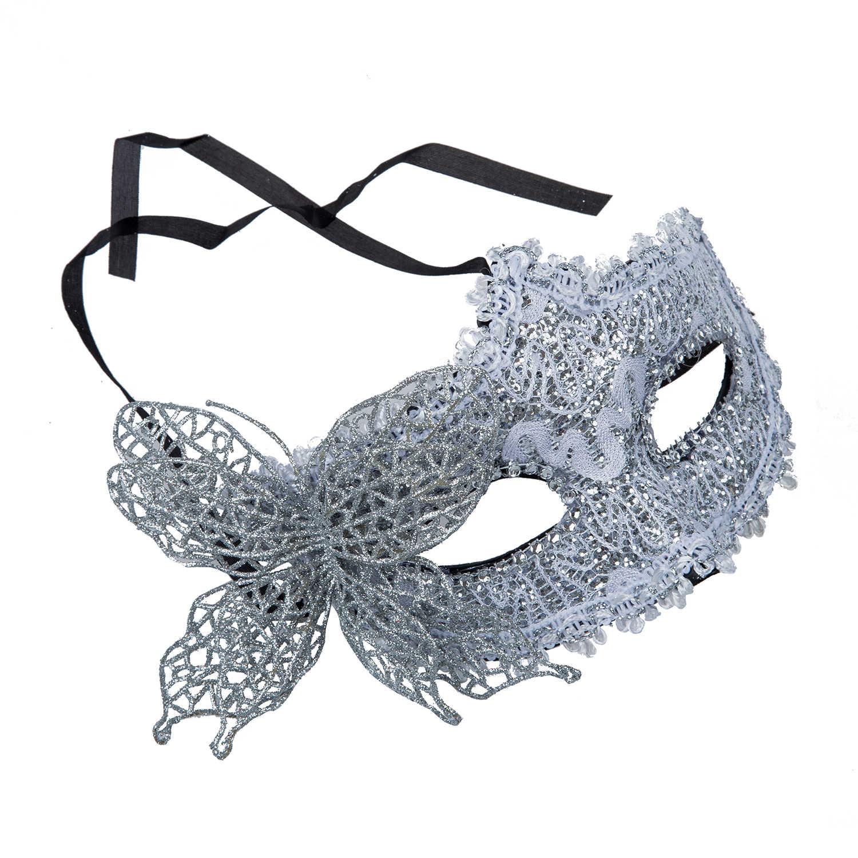Máscara do partido Sexy Lace Mascara Carnaval Máscaras Venezianas Masquerade Halloween Cosplay Mulheres Masque Olho Bar Boate Maske Rosto Bola