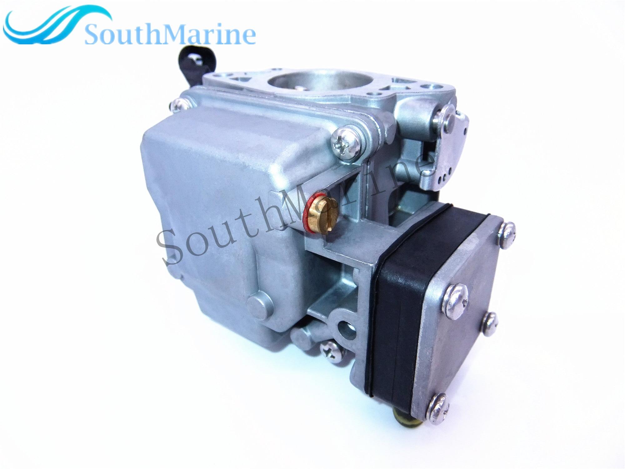 Boat Carburetor for Hangkai 2-Stroke 9.9HP 15HP 18HP Outboard MotorBoat Carburetor for Hangkai 2-Stroke 9.9HP 15HP 18HP Outboard Motor