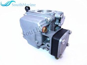 Boat Carburetor for Hangkai 2-Stroke 9.9HP 15HP 18HP Outboard Motor