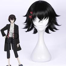 High Quality Anime Tokyo Ghoul Juzo Suzuya Juuzou REI Black Heat Resistant Cosplay