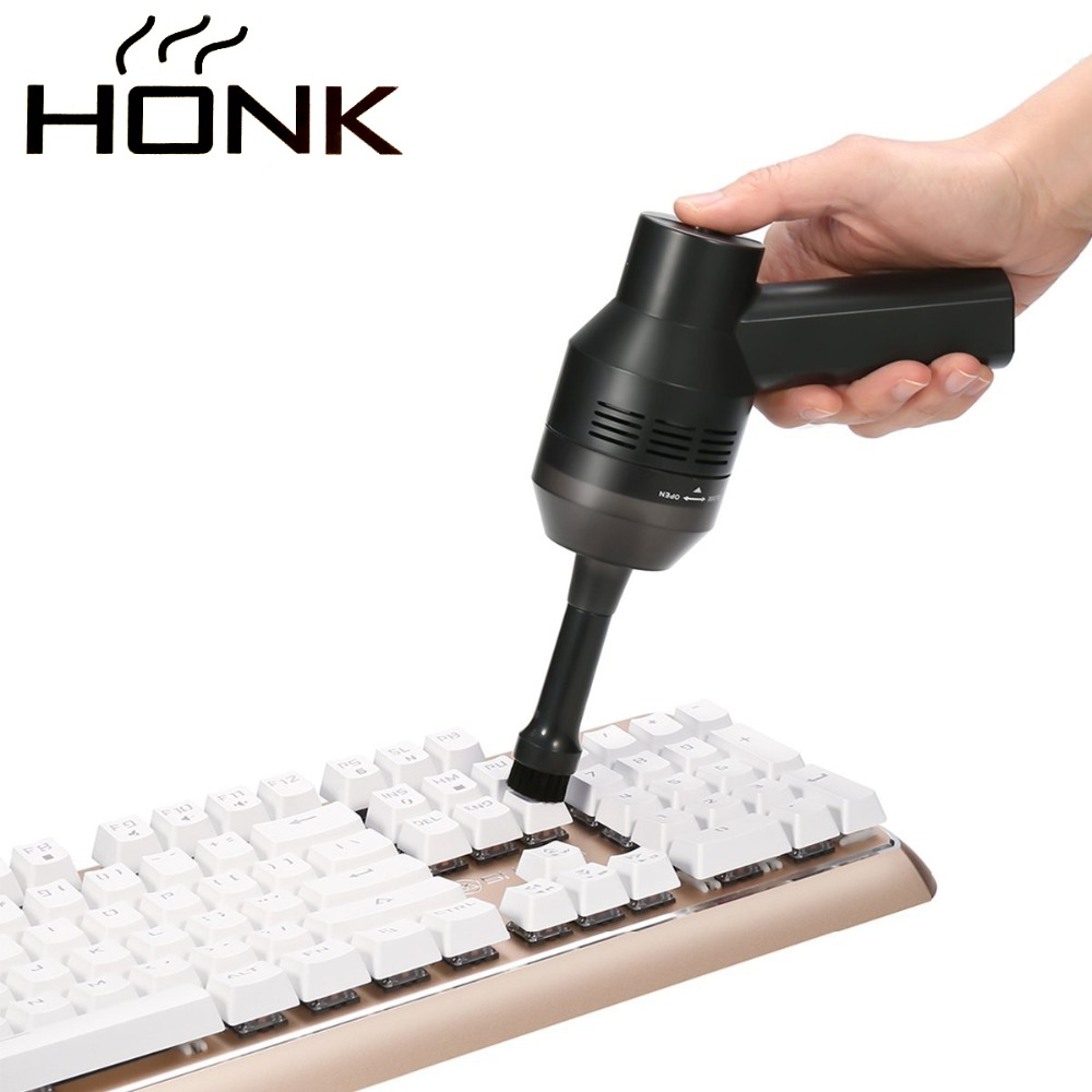 SOONHUA 5 pcs Portable Keyboard Brushes Cleaning Computer Printer Brush Kit Anti-Static Dusting Brush