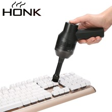 Hand Computer Brush Portable Dust absorption Keyboard Cleaning Mini Portable Vacuum cleaner chargeable Li-Battery or USB mode