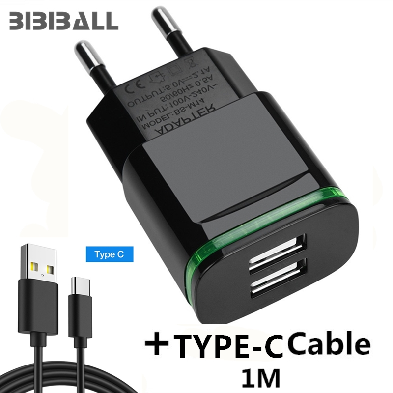 USB Type C Charger 3.1 Rapid Fast Wall Charger with USB C USB for Blackberry Motion KEYone DTEK60 lg Q8 v30 v20 g5 g6 q6