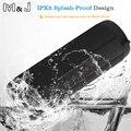 M & J inalámbrico mejor Altavoz Bluetooth portátil impermeable al aire libre Mini columna caja de altavoz de diseño para iPhone Xiaomi