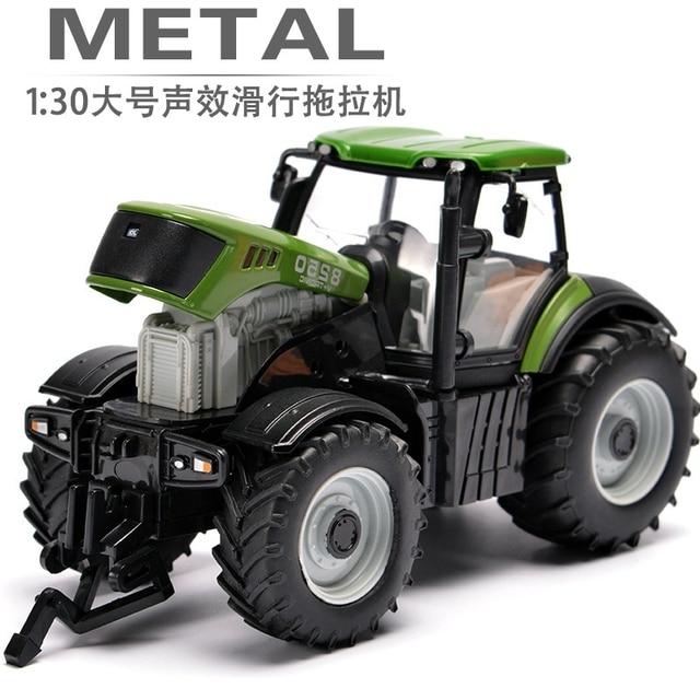 Tamano Grande Carro De La Ingenieria Excavadora Bulldozer Tractor De