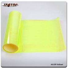 TAOTOP 0.3*10m High quality yellow  Rainbow Effect Car Light Chameleon Auto Car Styling headlights Taillights Translucent film