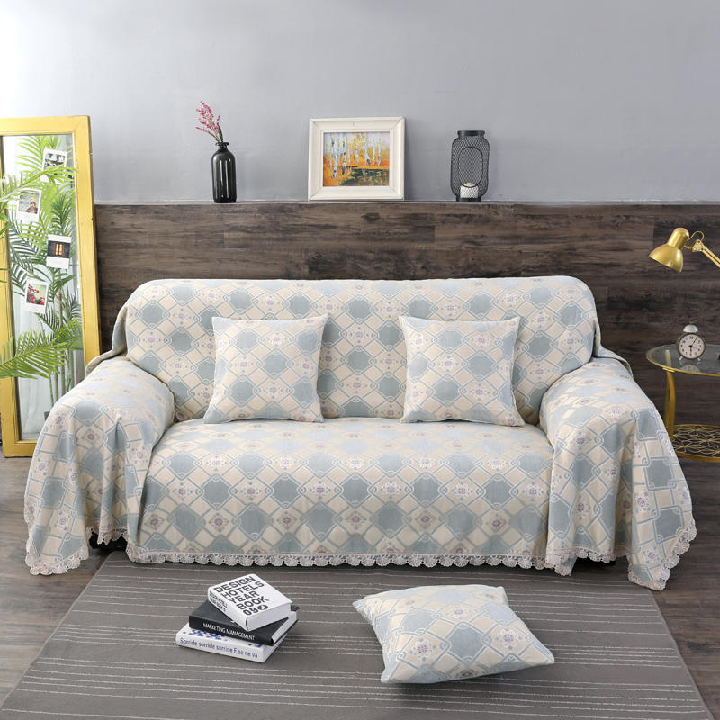 Couch Covers High Quality Sofa Cover Non-Slip Armrest Backrest Sofa Towel Cushion for Sectional Sofa Covering Stretch Sofa Cover