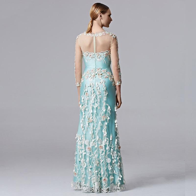d6a67d450246 Coniefox 31355 fiori lungo blu vestiti da sera della sirena da cerimonia  abiti da sera in Coniefox 31355 fiori lungo blu vestiti da sera della  sirena da ...