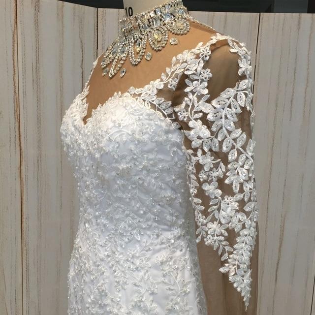 superkimjo кружевное свадебное платье с длинными рукавами и фотография