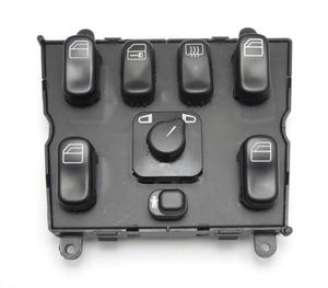 Image 4 - Электрический выключатель стеклоподъемника для Mercedes Benz W163 ML320 ML400 ML430 ML500 1998 2005 A1638206610 1638206610 новый главный выключатель