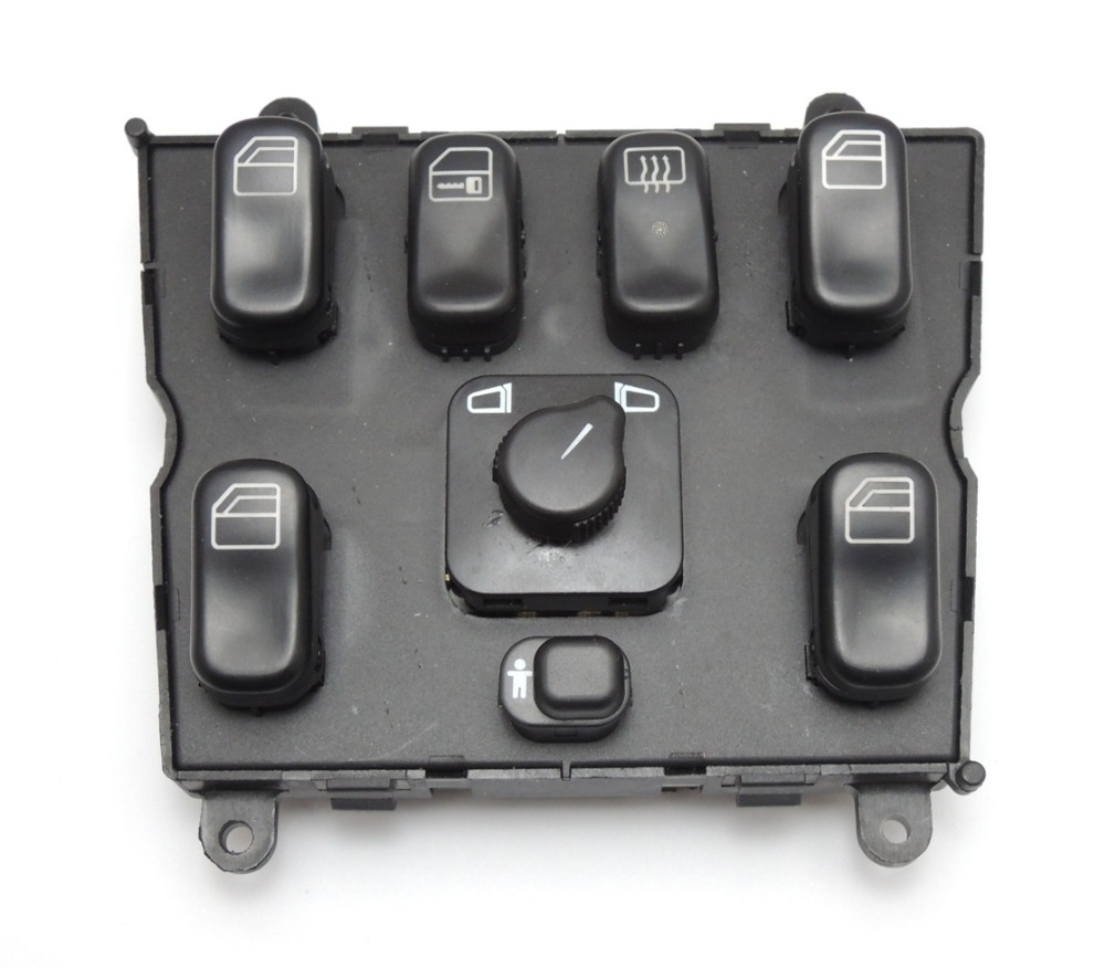 Image 4 - Power Window Switch for Mercedes Benz ML320 W163 ML400 ML430 ML500 A1638206610 1638206610-in Car Switches & Relays from Automobiles & Motorcycles