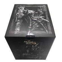 Японская модель охотника на монстров, Модель игры, стальной Дракон, охотник на монстров, мир, цифровое действие, коллекция моделей дракона, монстр