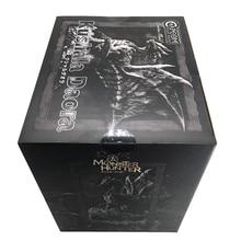 Japanese Monster Hunter Game Model Steel Dragon World Digital Action Collection
