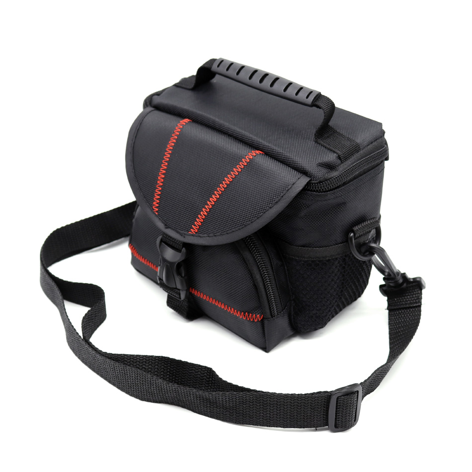 High Quality Camera Cover Case Bag for Olympus E-M10 EPL8 EPL7 EPL6 EPL5 EP5 EM5 EM10 EM5II EM10II EPM2 EM10 Mark II With Strap