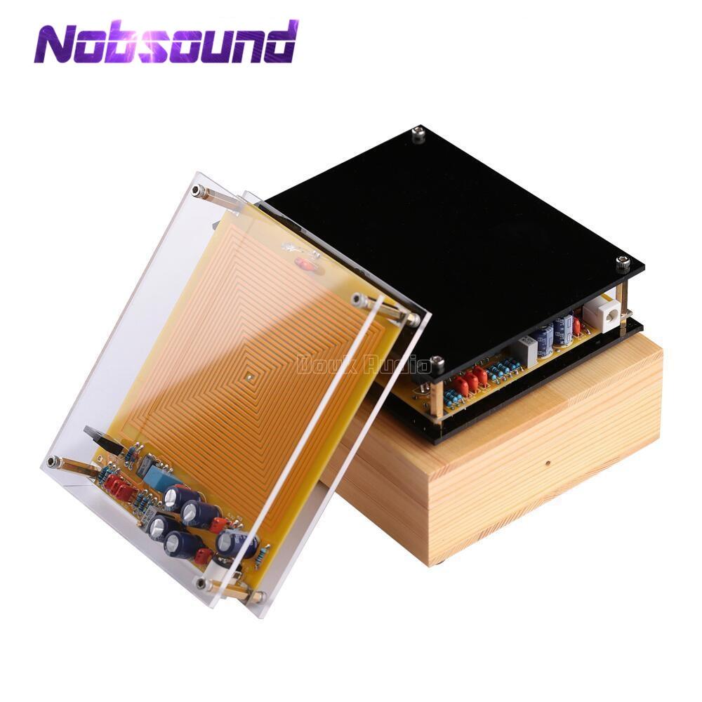 Nobsound Hi-Fi 7.83Hz Schumann Resonance Ultra-low Frequency Pulse Generator & Audio Resonator For Sleep Relax соня ultra relax жаккард 80x200x20