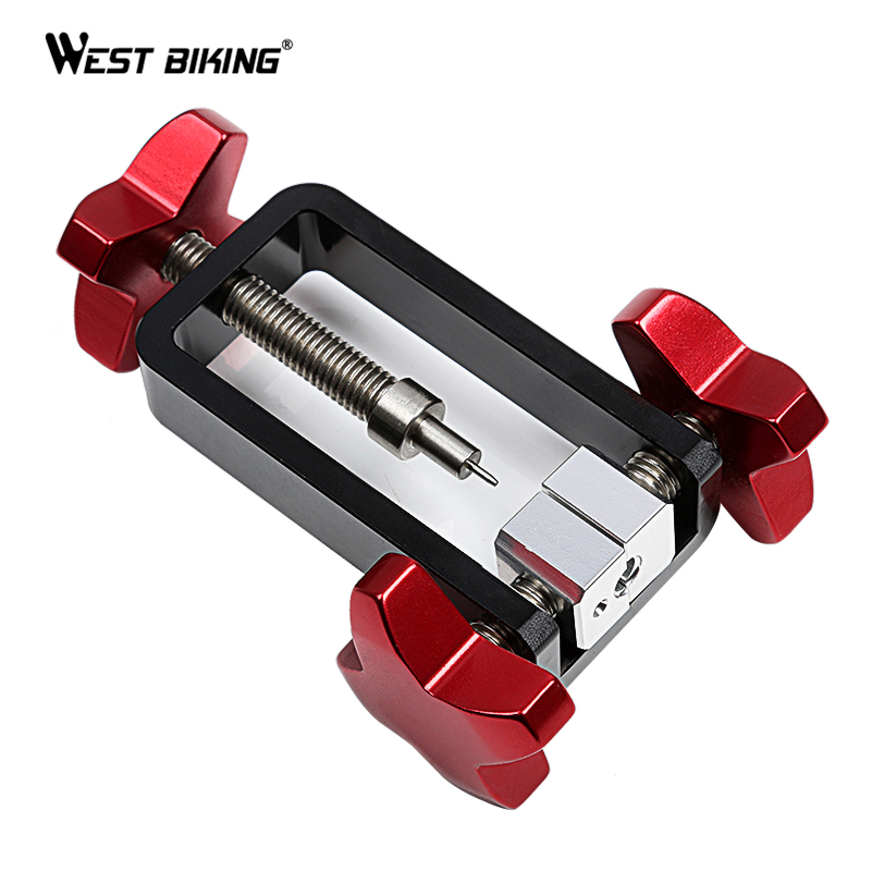 цена на WEST BIKING Cycling Bike Needle Driver Fitting Inserting Tool AVID SRAM Bicycle Brake Hydraulic Hose Needle Driver Press in Tool