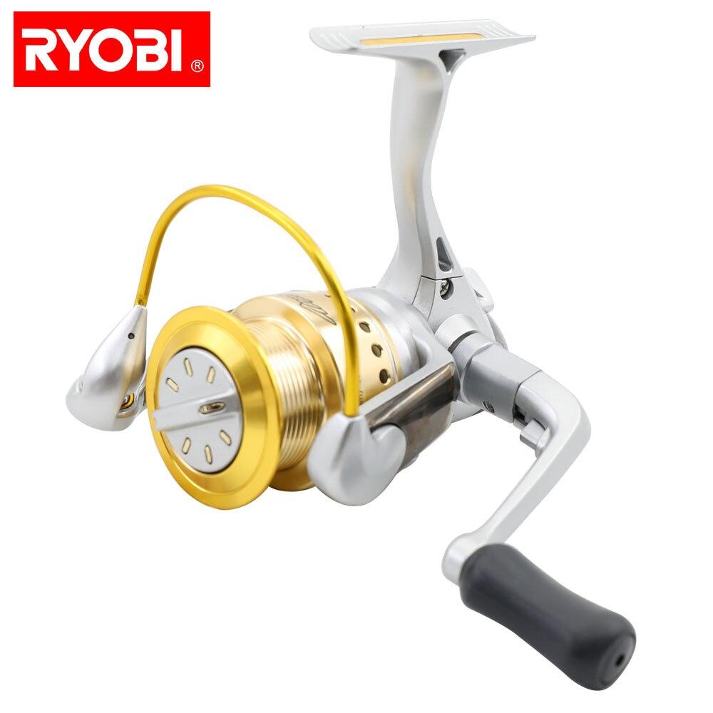 RYOBI Original applaudissements FD 1000 2000 3000 4000 6000 8000 6 + 1 roulement 5.1: 1 moulinet de pêche