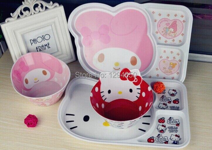 Hello Kitty Kid/'s Bowl