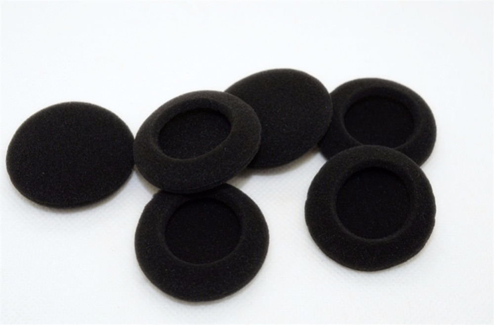 5 Pairs of New Earpads Replacement Headphone Earphone Foam Ear Pad Cover for Plantronics Audio 400 DSP Audio 478 DSP