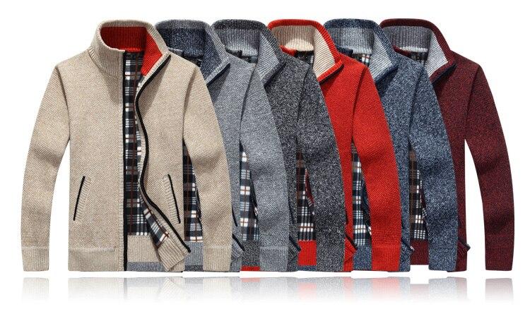 2019 New Sweater Winter Coats Mens