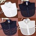 1 PC Women Lady Shirt Fake Collar Spring Summer Decoration Multi-patterns