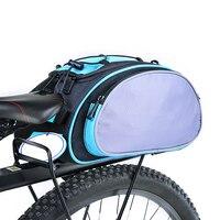 バイク自転車アクセサリーバッグラックシート貨物バッグリアパックトランクパニエハンドバッグバイクパーツバッグトランク用自転車サイクリン