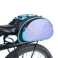 Bike Bicycle Accessories Bag Rack Seat Cargo Bag Rear Pack Trunk Pannier Handbag Bike Parts Bag Trunk for A Bicycle Cycling