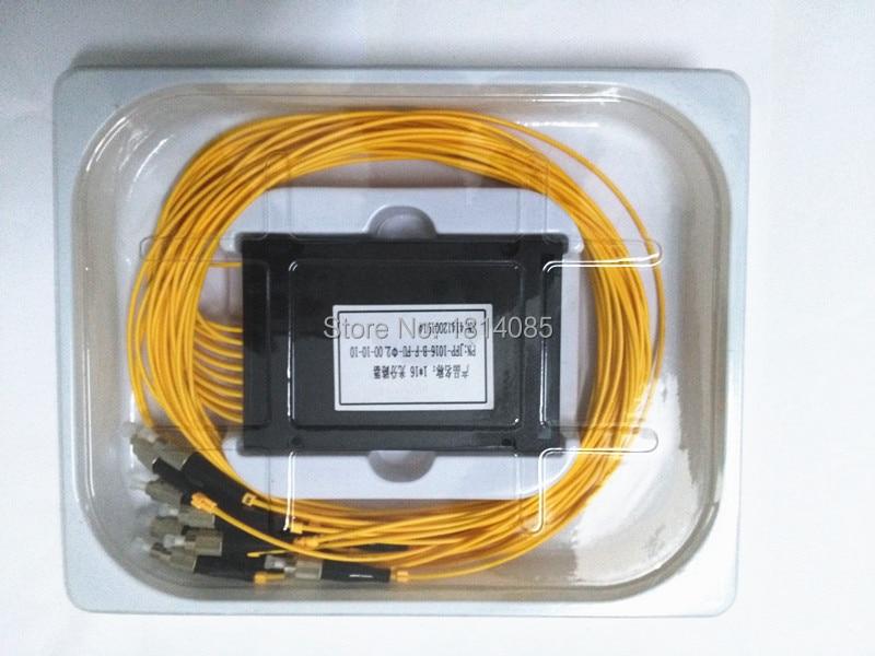 Forró eladás Száloptikai PLC1X16 szálas elosztó FU / UPC PLC - Kommunikációs berendezések - Fénykép 6