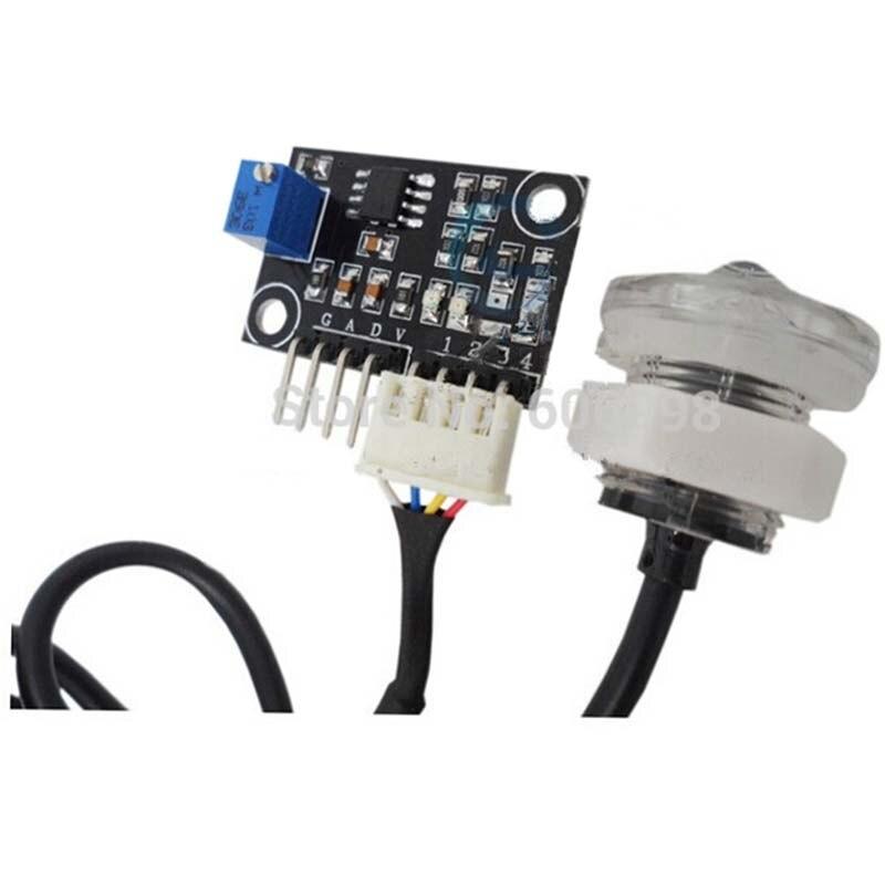 Flüssigkeit Level Sensor Wasserstand Schalter Sensor Modul 5V Hohe Genauigkeit