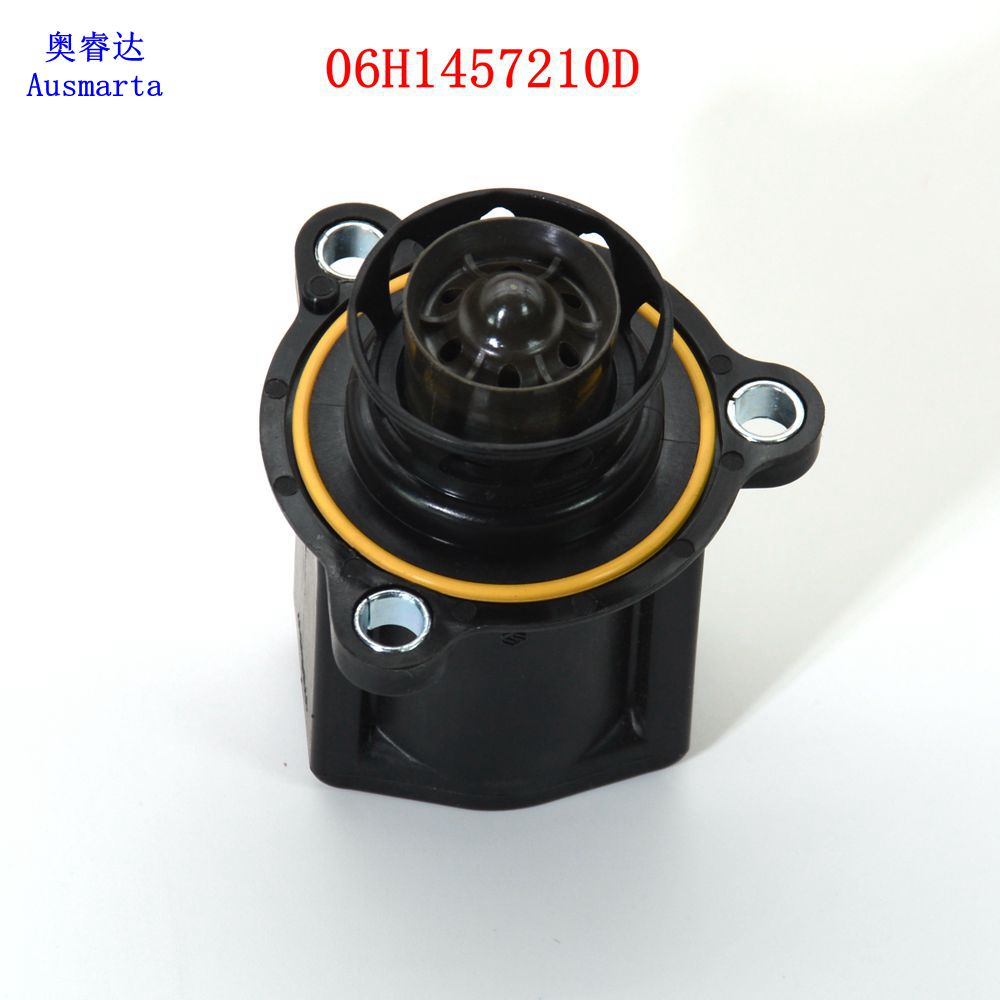OEM Turbo Cut off Valve Turbocharged breaker For VW Golf MK6 Jetta MK5 Passat B6 GTI 06H145710D 06H 145 710 D 06H 145 710 D