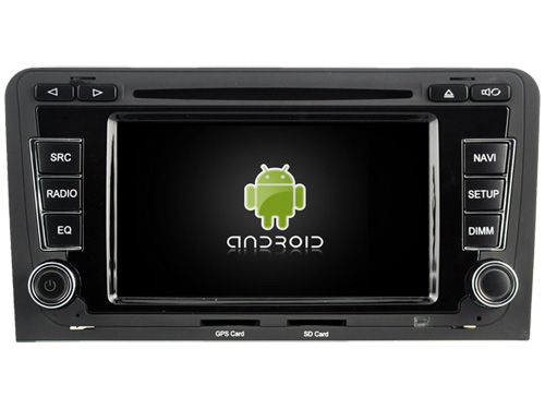 Android 8.0 octa core 4GB RAM car dvd player for AUDI A3/S3/RS3 2003-2012 ips touch screen head units tape recorder radio gps
