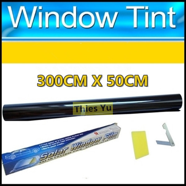 Solar Gard Tint >> Us 14 99 Black 15 Solar Gard Smoke Premium Car Window Tint Film Sheet Tinting Roll 50cm 300cm In Stickers From Automobiles Motorcycles On