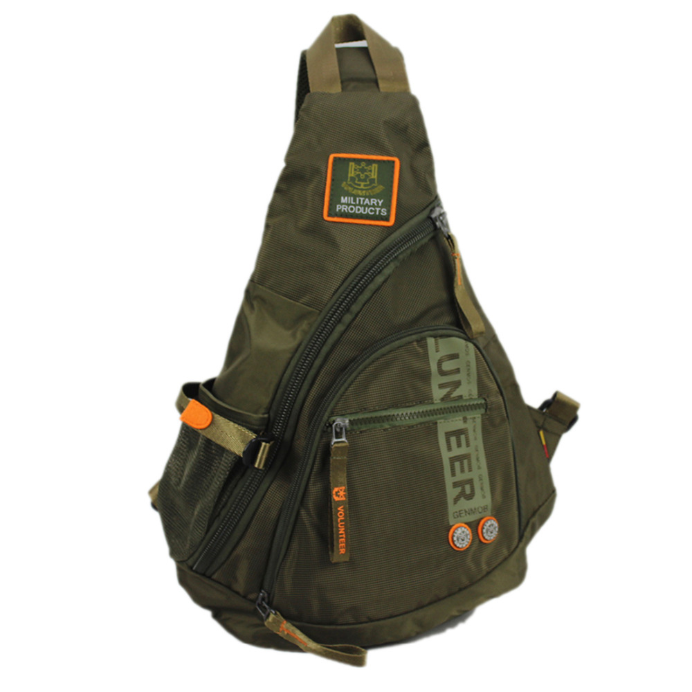 57ce30c20f31 High Quality Waterproof Oxford Men Single Shoulder Cross Body Bag Military  Travel Sling Rucksack Chest Back Pack Messenger Bags on Aliexpress.com